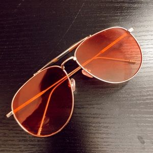 Accessories - 70s pink lens sunnies